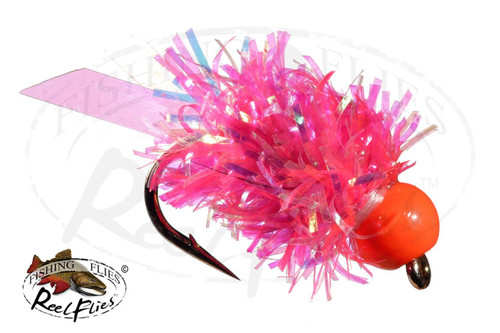 Tungsten Trout Tickler Pink