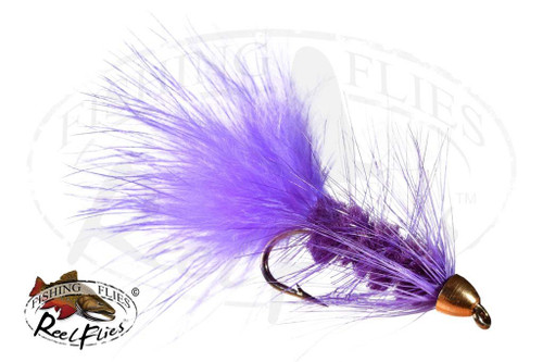 CH Woolly Bugger Purple