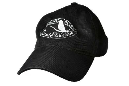 reelflies-fly-fishing-ball-cap-black