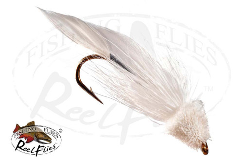 Muddler Minnow White