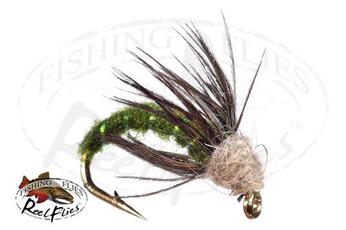 Steelhead Caddis Olive