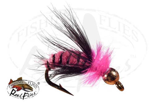 Steelhead Destroyer Nymph Pink