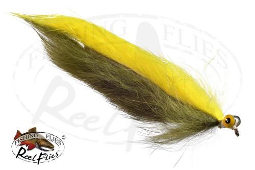 Double Bunny Yellow Olive