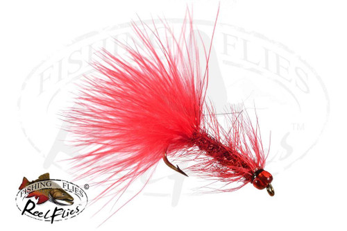 GB Sparkle Leech Red