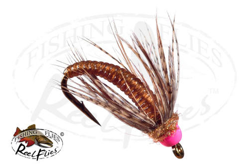 Pink Steelhead Candy