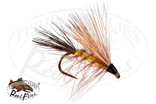 Bucktail Caddis Yellow