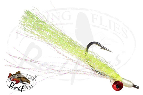 Clouser Minnow Chartreuse