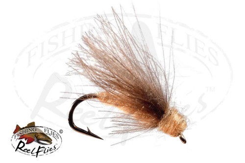 CDC Adult Caddis Tan