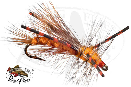 ReelFlies™️ Stimulator Orange