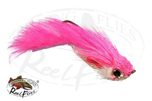 ReelFlies Minnow Pink