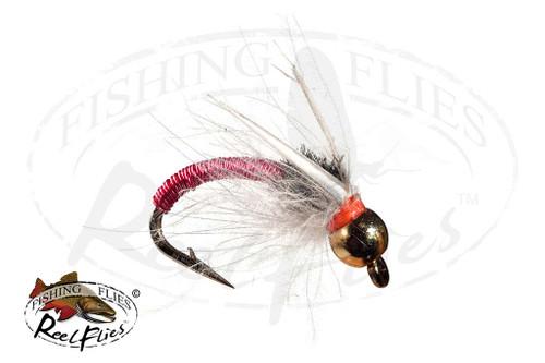 ReelFlies™ Copper Prince Pink