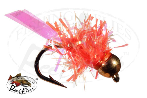 Tungsten Trout Tickler Orange