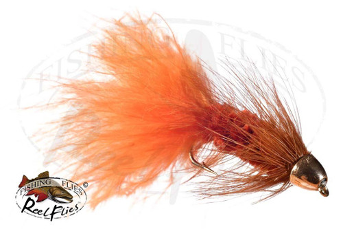 CH Woolly Bugger Brown