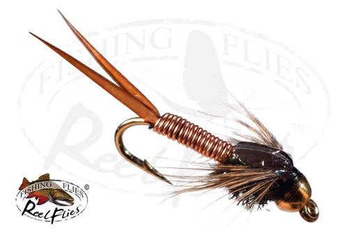 Beadhead Copper John Copper