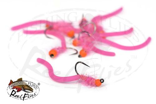 Steelhead Squirmy Pink