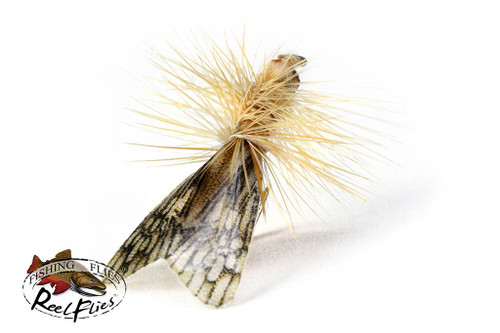 Realistic Caddis Tan