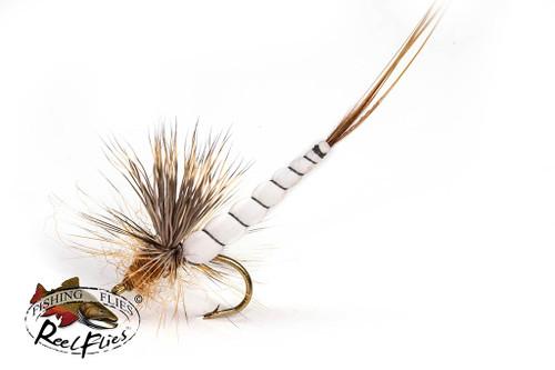 Realistic Elk Wing Light Mayfly