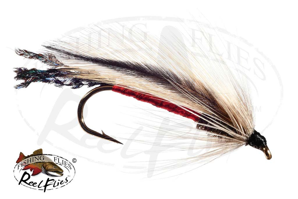 Steelhead /& Trout 6 x Spruce Matuka Streamer Fly Fishing Flies For Salmon