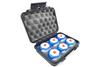 Tramex Set of 6 Calibration Salt Checks for Hygro-i relative humidity probes - SAL75-6