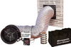 Minneapolis Duct Blaster® Without Gauge(Includes Gauge Board for DG-1000) - DUCT-KIT-002