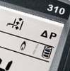 Testo 310 Combustion Analyzer Kit w/ Printer Residential 0563 3110