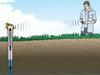 Onset HOBO Bluetooth (BLE) Water Level Data Logger - MX2001-01-Ti (Titanium) - 9 Meter (30') range