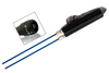 """Tramex Hand Held Electrode for the CMEX5 (with cable and 7"""" (200mm) insulated pins) - HH14SP200-B"""