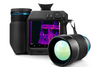 FLIR T840 High-Performance Thermal Camera with Viewfinder w/24° Lens 464x348 - 82502-0201
