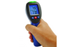 Tramex Infrared Surface Thermometer W/ Built-In Hygrometer - IRT2DP