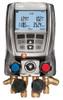Testo 570 - 4-Valve digital manifold kit with data logging - 0563 5703