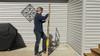 Xtend & Climb 225lb Rated 12.5' Telescopic Ladder