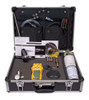 BW Quattro 4-Gas Detector (H2S, CO, O2, LEL) w/Rechargeable Battery, Confined Space Kit & Calibration Gas