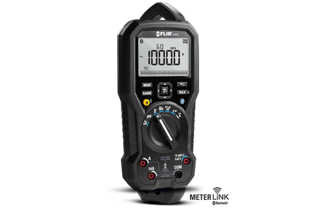 FLIR DM93 Digital Multimeter