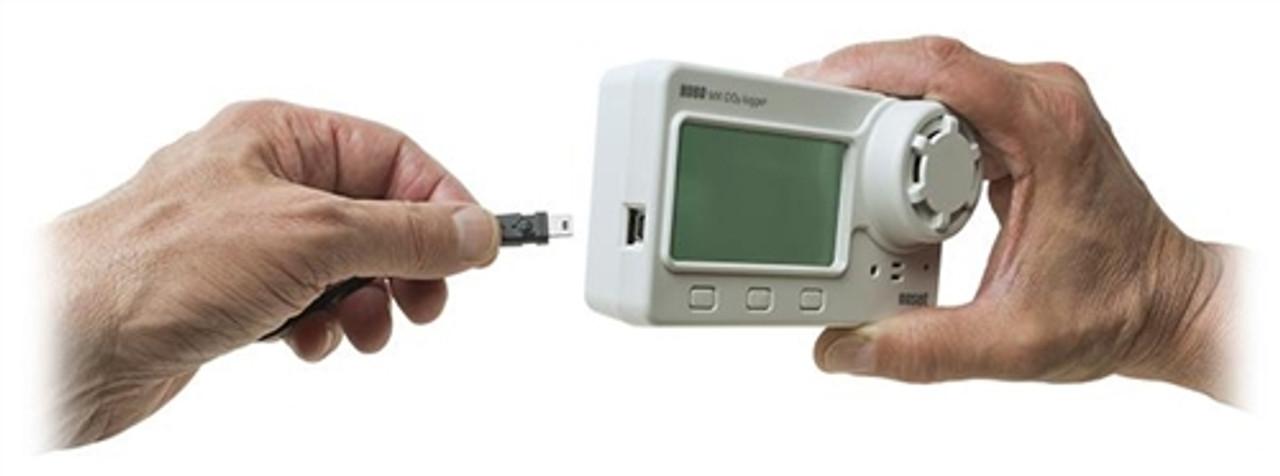 Onset HOBO MX1102 Carbon Dioxide Data Logger - MX1102