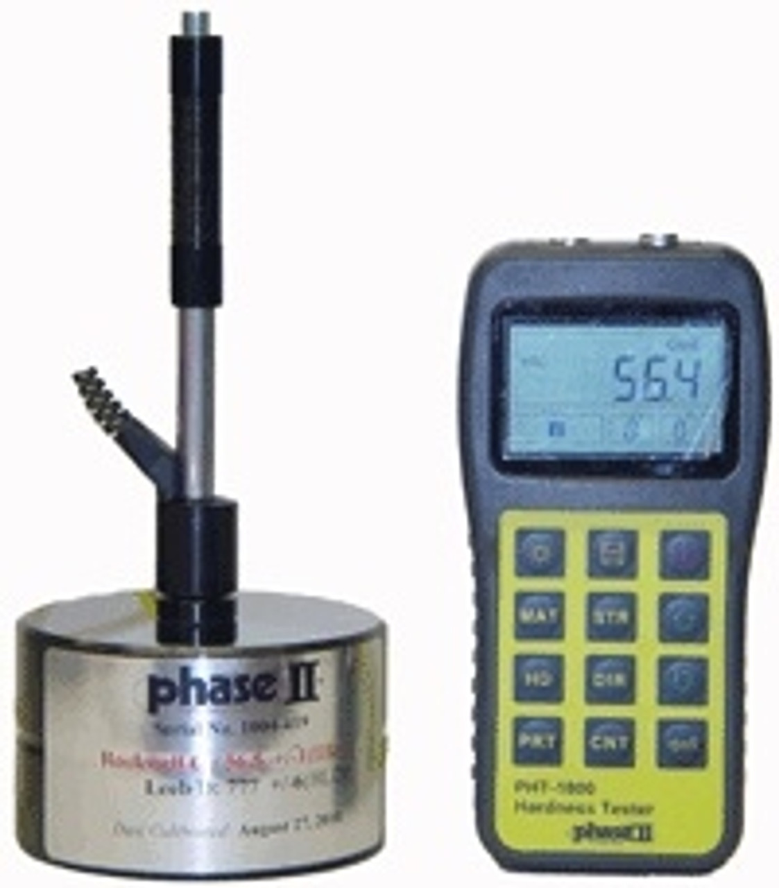 Phase II Portable Hardness Tester PHT-1800