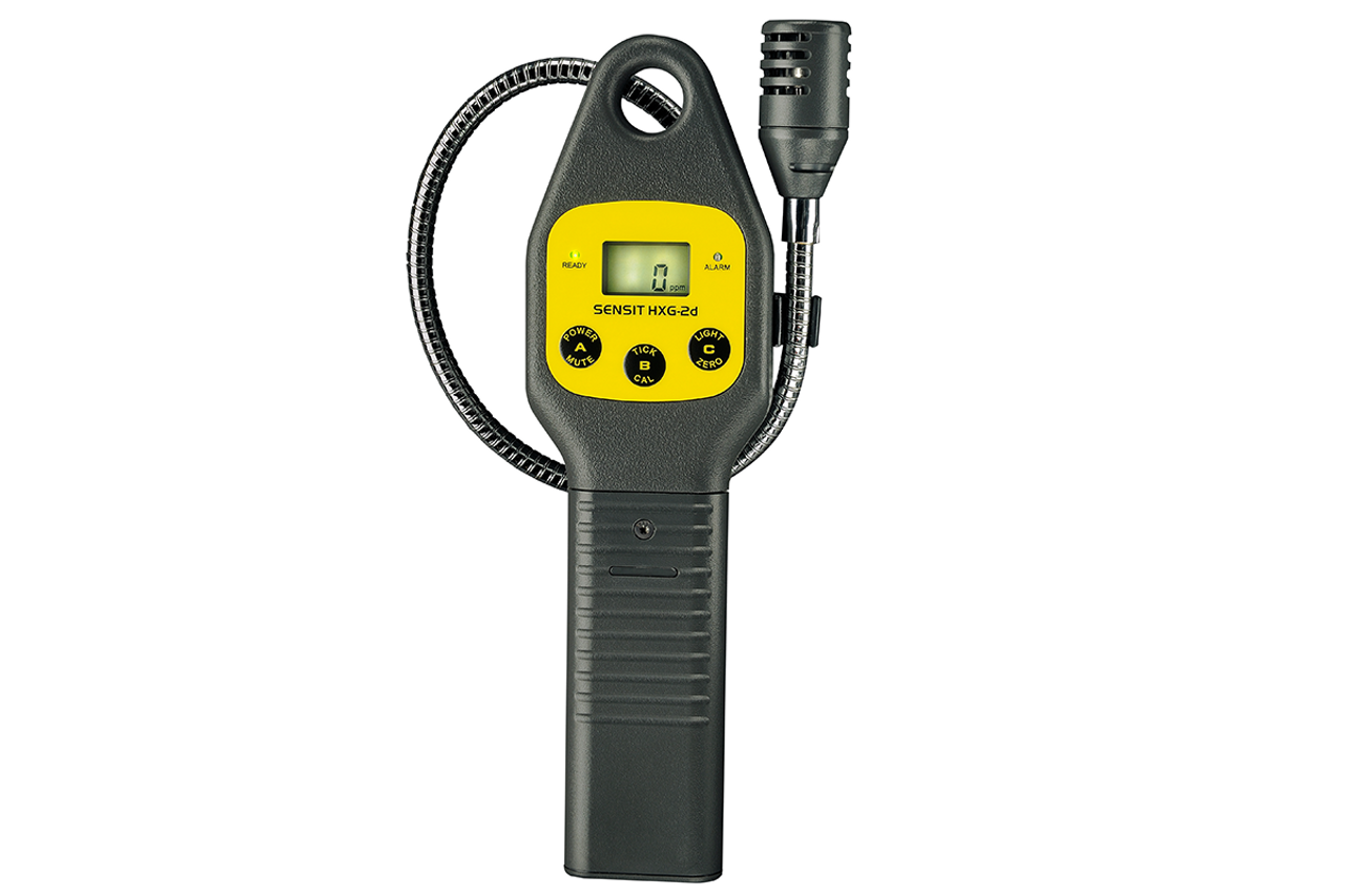 Sensit® HXG-2dr Combustible Gas Detector (with Recharge) 906-00000-09