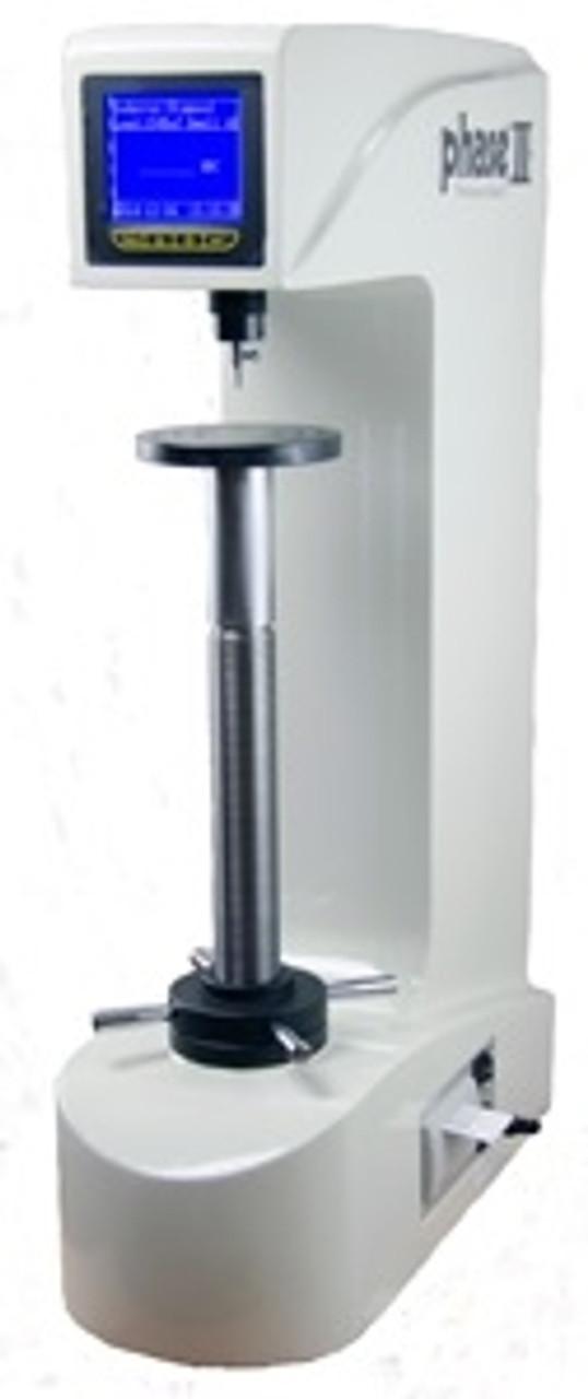 Phase II Tall Frame Digital Rockwell Hardness Tester (Tallboy) - 900-366