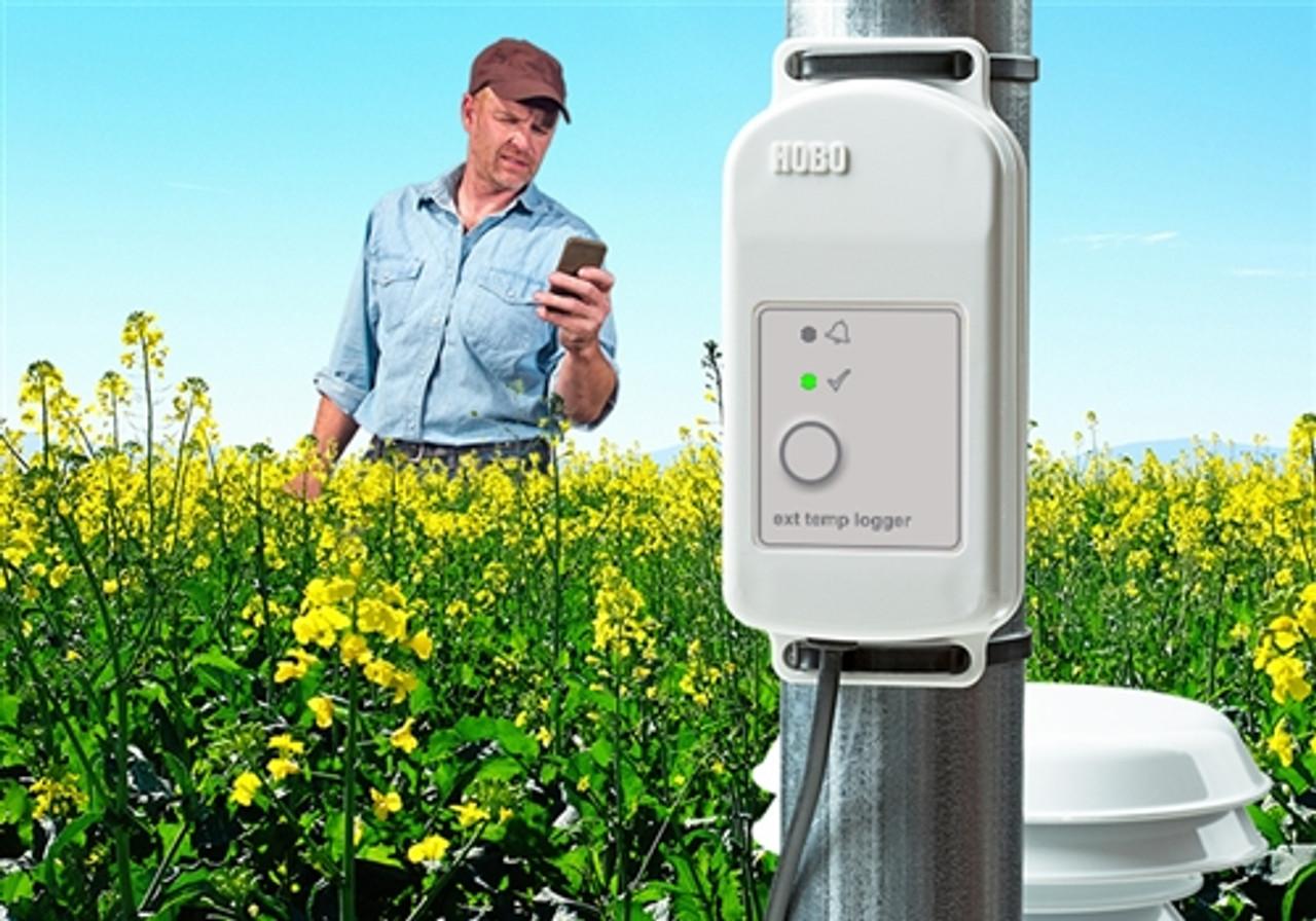Onset HOBO MX2301  Bluetooth Temp/RH Logger - MX2301