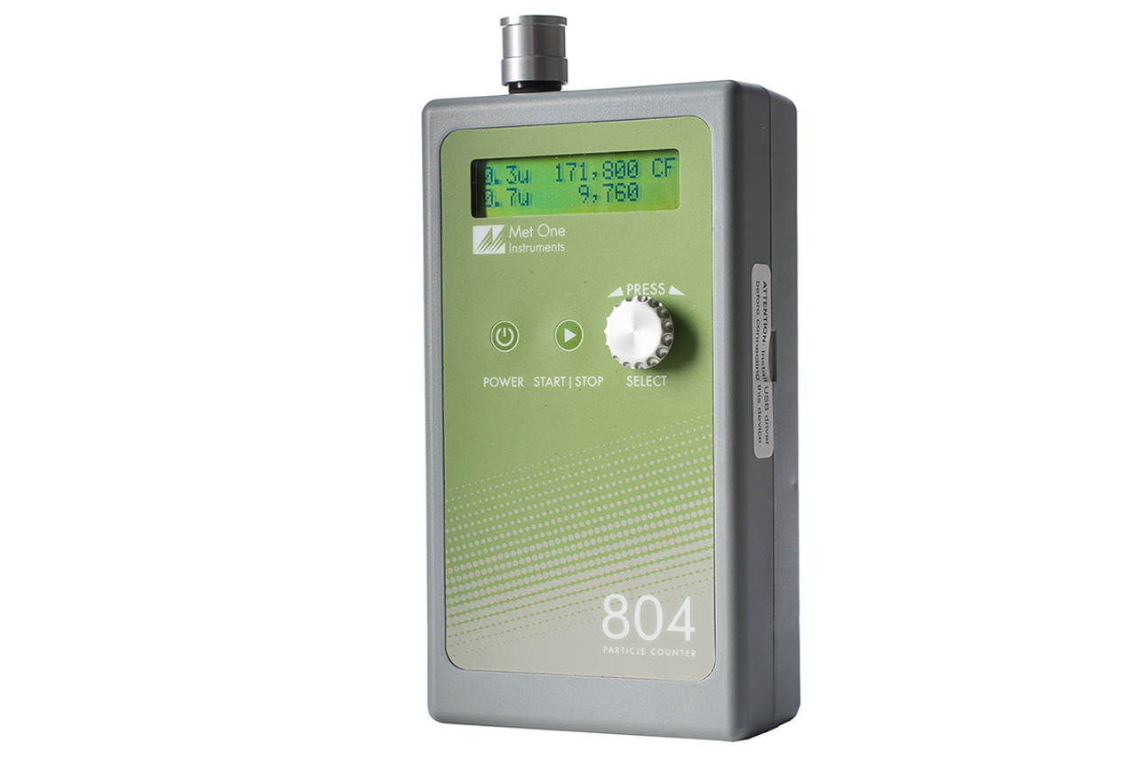 Met One 804 4 Channel Handheld Particle Counter