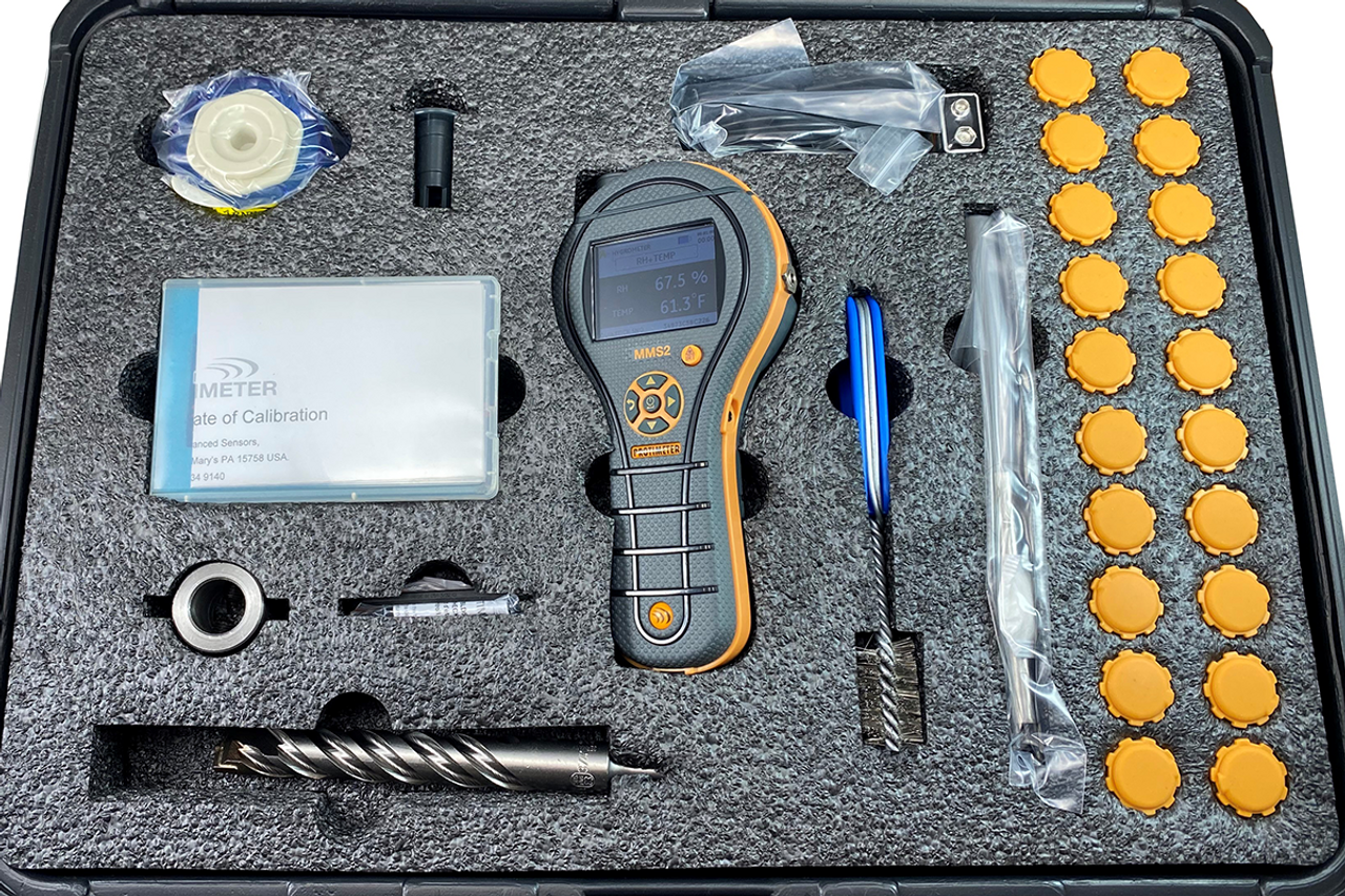 Protimeter MMS2 Flooring Kit BLD8800-FL