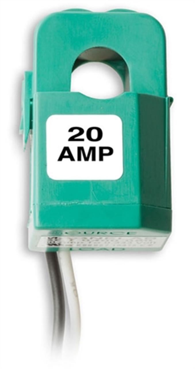 Onset AC Split-Core CT Mini, 20 amp, 333mV out - T-MAG-0400-20
