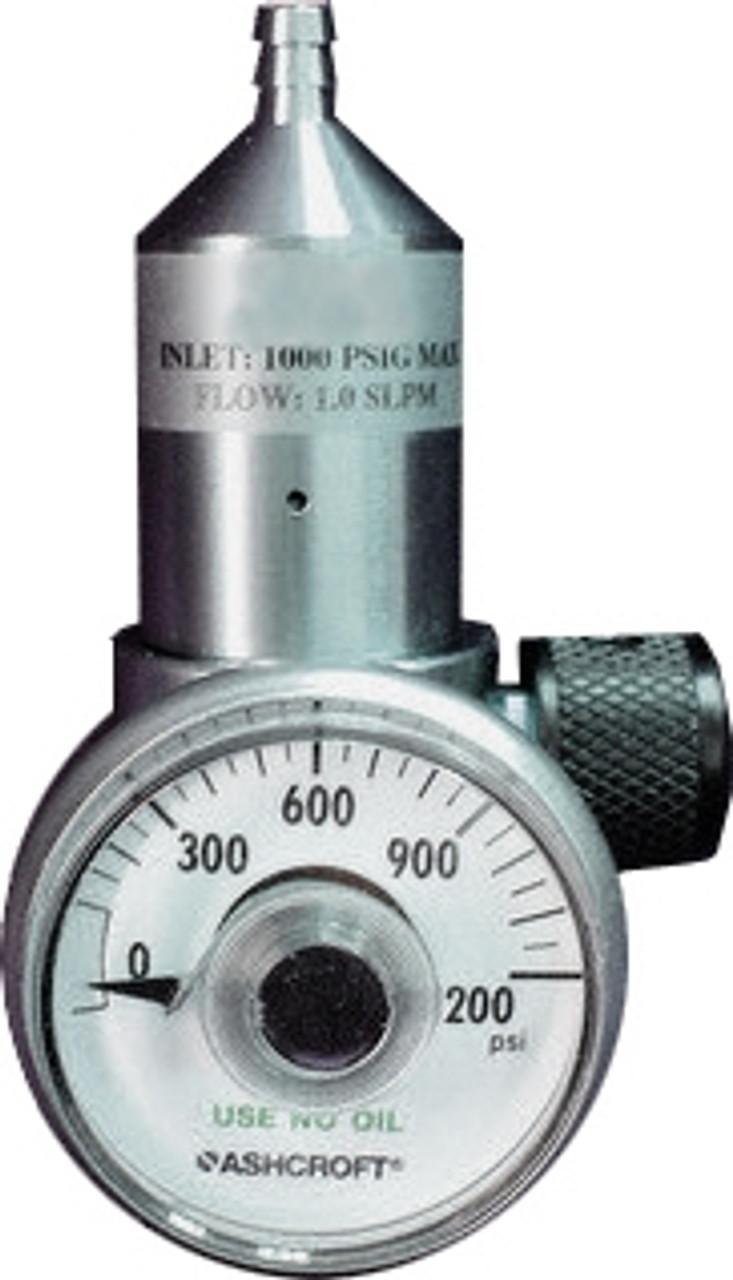 MESA 500-050-S: 500 Series .50 LPM Regulator Stainless Steel