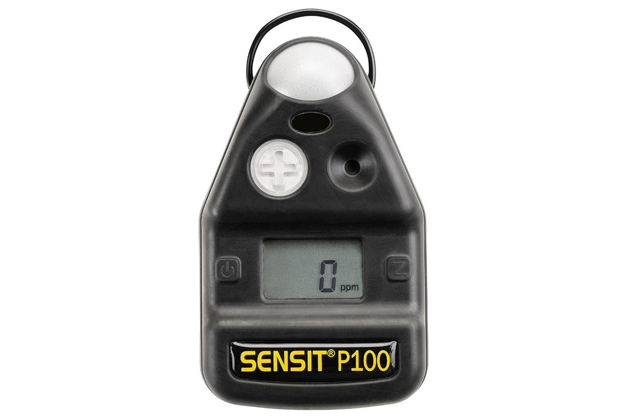 Sensit® P100 Sulfur Dioxide (SO2) Personal Monitor 4 Year Warranty