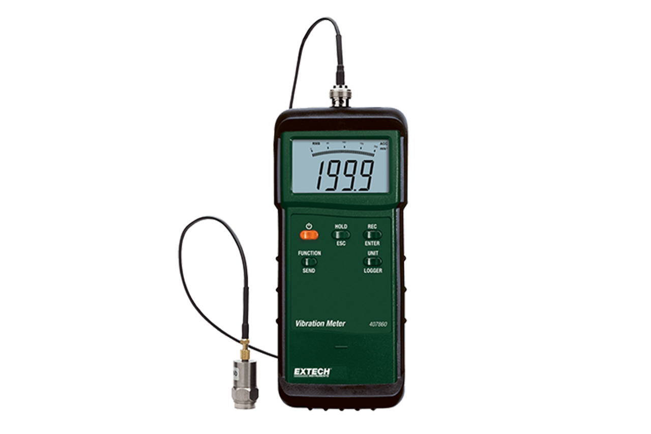 Extech Heavy Duty Vibration Meter
