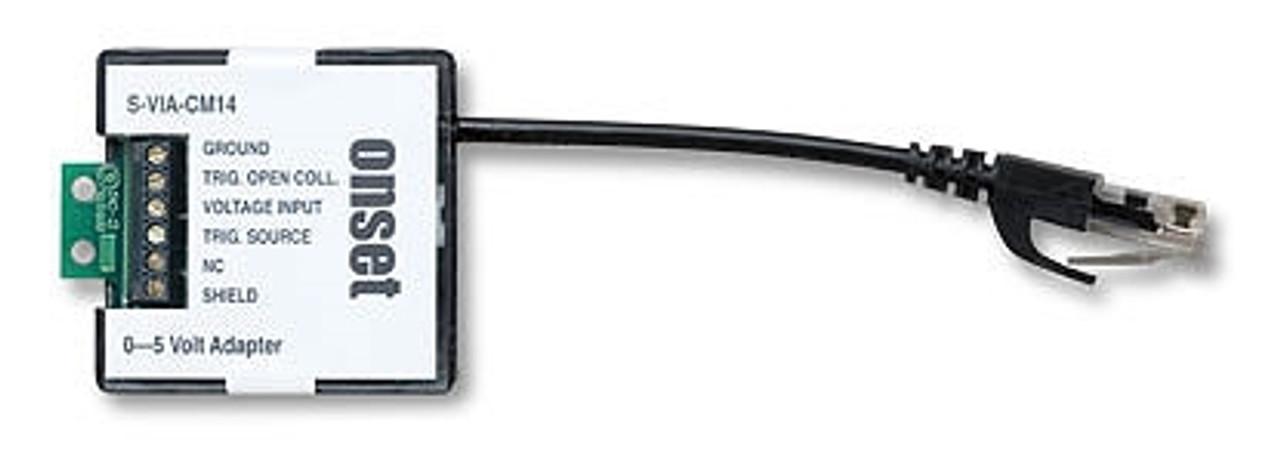 Onset 0-5 Volt Input Adapter - S-VIA-CM14