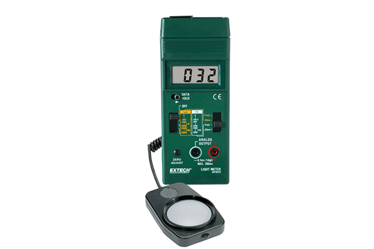 Extech Foot Candle/Lux Meter