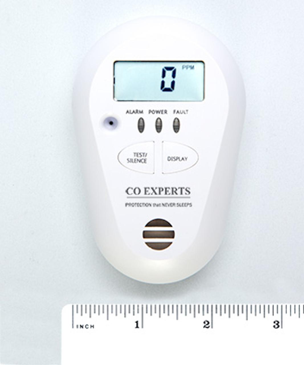 CO Experts Model 2016  Low Level Carbon Monoxide Health Monitor - 2016-10