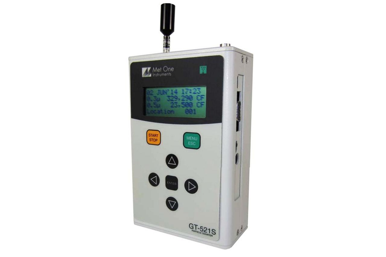 Met One GT-521S Particle Counter