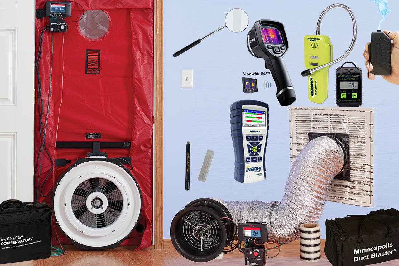 Energy Auditor Pro Kit