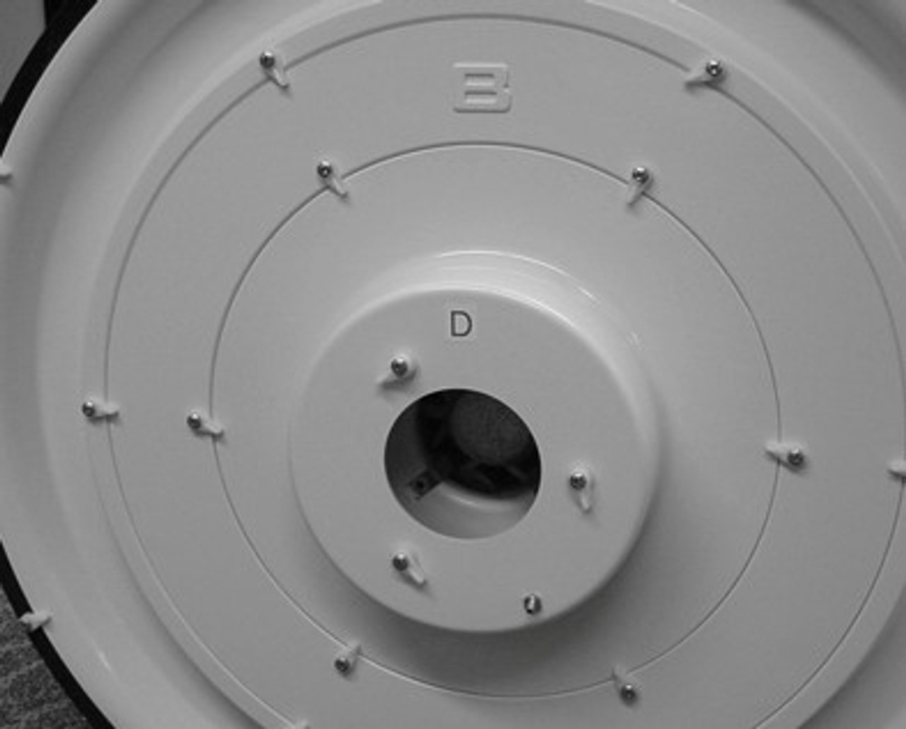 The Energy Conservatory Ring D for Blower Door Fan Model 3